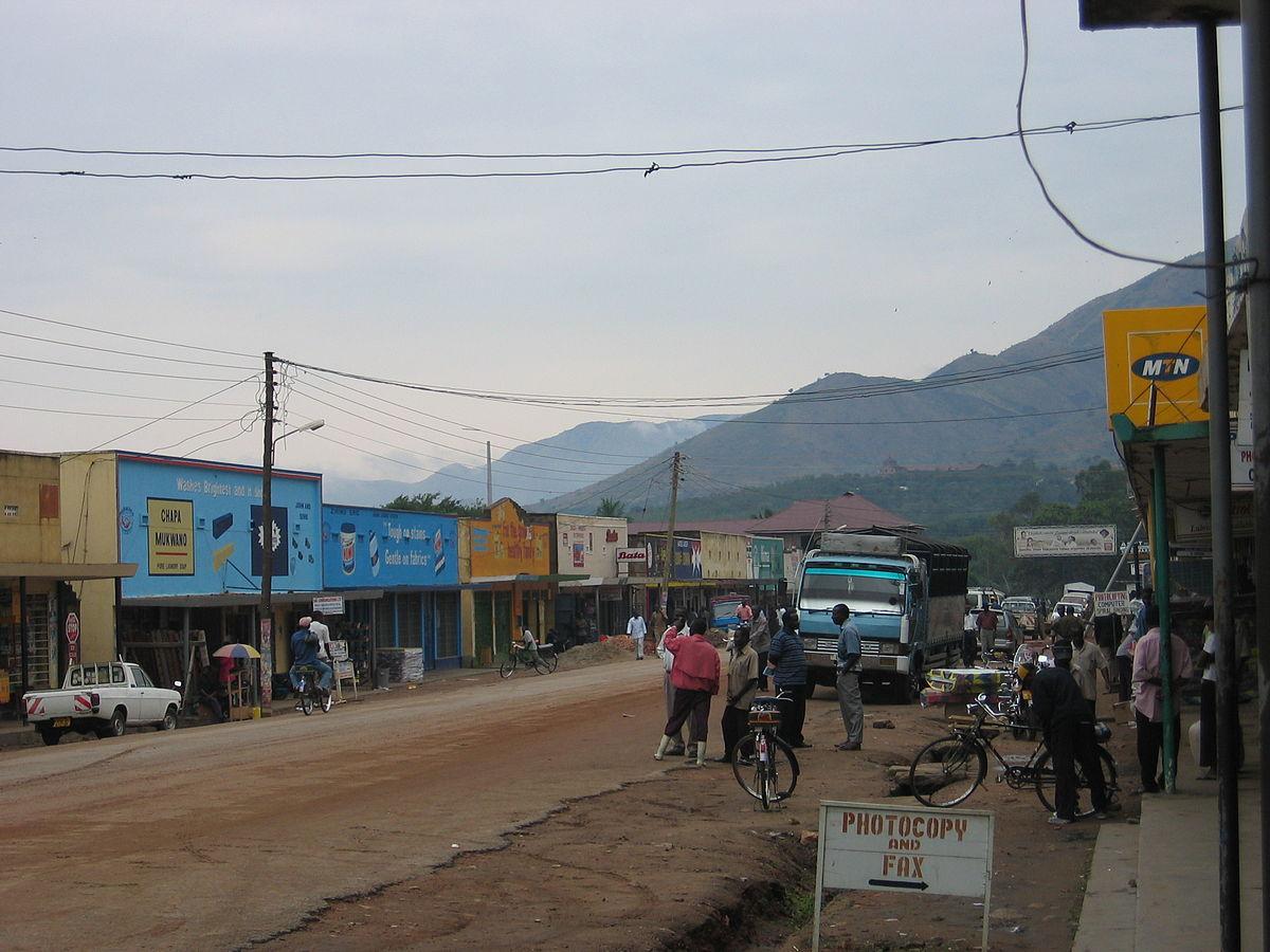 COVID-19 Struggle in Uganda, Africa