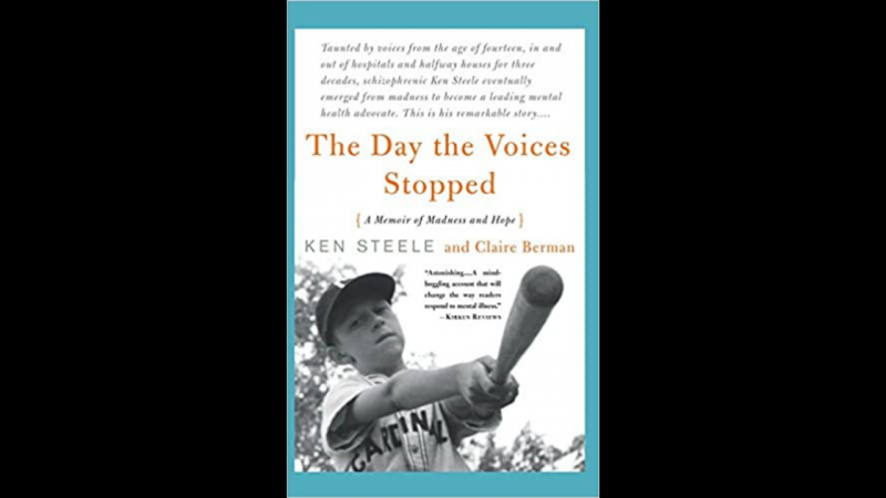 Book Review: The Day the Voices Stopped (written by Ken Steele and Claire Berman)