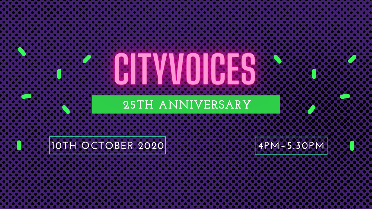 City Voices Celebrates 25 Years!