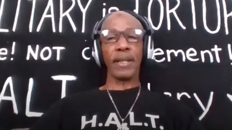 City Voices interview with Victor Pate #HALTsolitary
